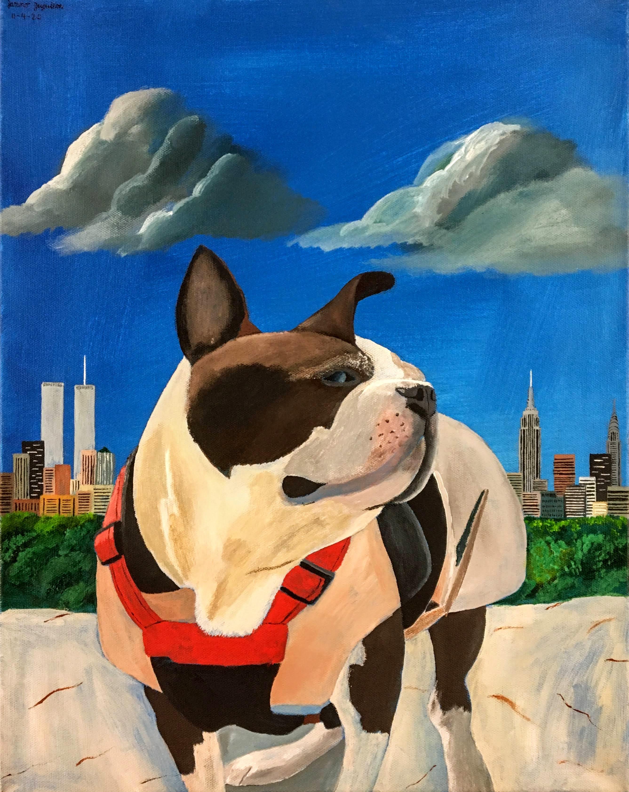 """""""Pogi in Chicago"""" by Janno Juguilon"""