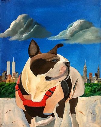 """Pogi in NYC"" by Janno Juguilon"