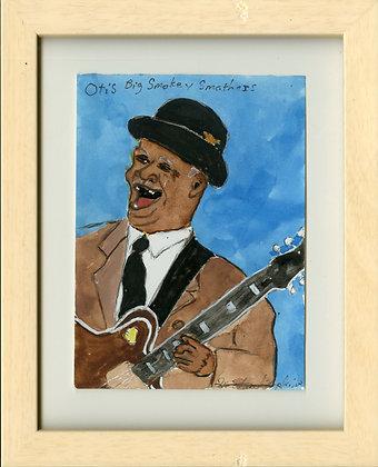 """""""Big Smokey"""" by Michael Hopkins"""