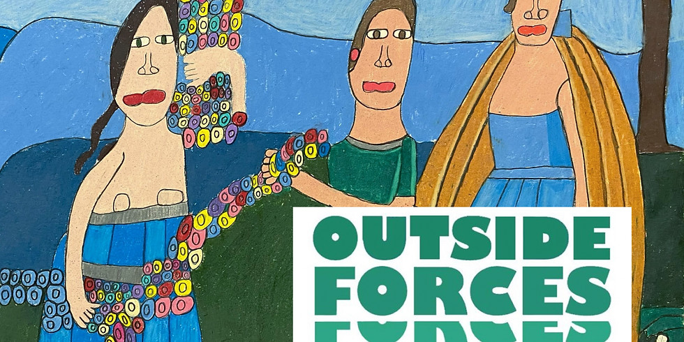 Project Onward in Outside Forces at Art Enables