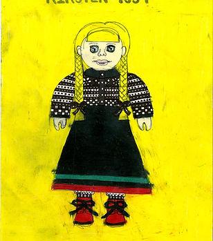 Kristen 1954 by Molly McGrath