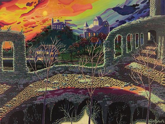 """""""Traveling Light"""" by John Behnke"""