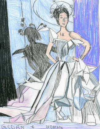 """""""Fashion Show"""" by George Zuniga"""