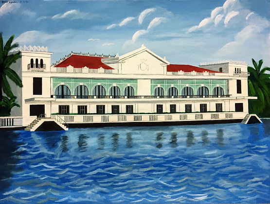 """""""Malacanang Palace"""" by Janno Juguilon"""