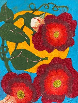 """Poppies"" by Bill Douglas"