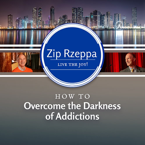 How to Overcome the Darkness of Addictions (Disc)