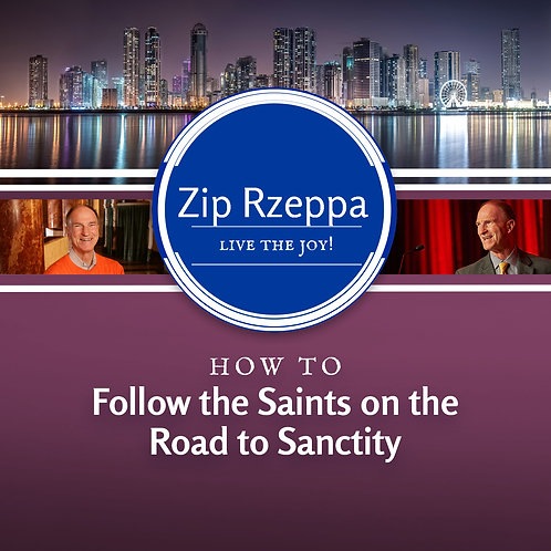 How to Follow the Saints on the Road to Sanctity (Disc)