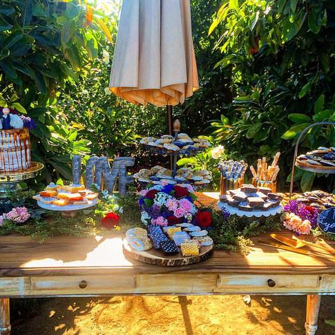 Garrett Dessert Table