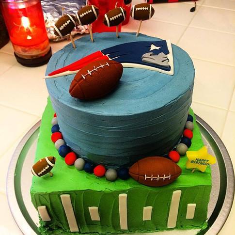 Brian's Birthday Cake