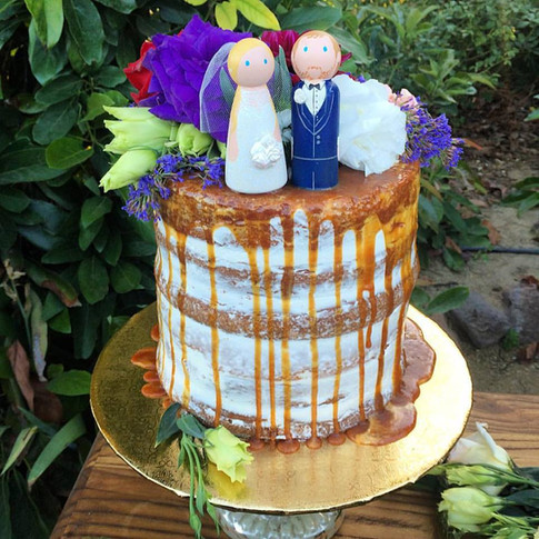Garrett Wedding Cake