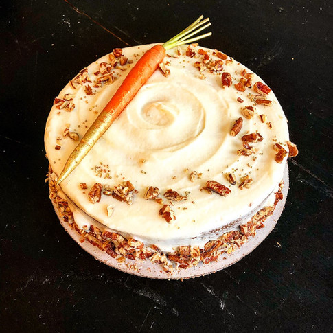 Kelly's Carrot Cake