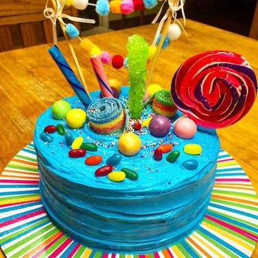 Caidynn's Birthday Cake