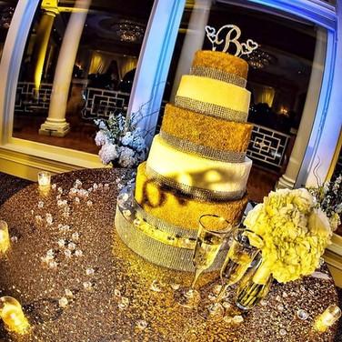 Barnett Wedding Cake