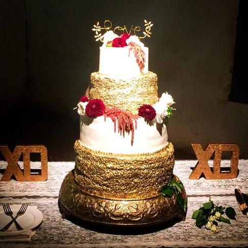 Gillett Wedding Cake