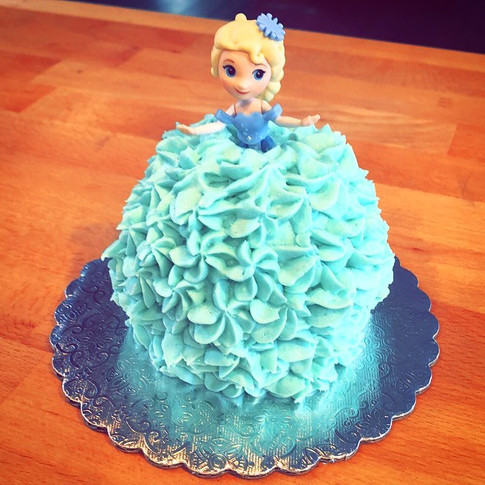 Turning 2 Cake