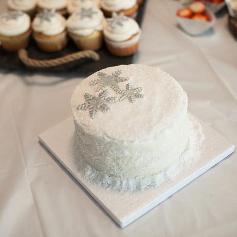 Karsyn's First Birthday Cake
