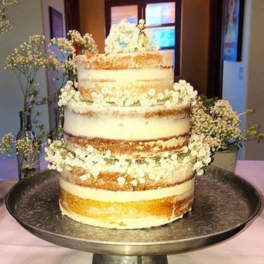 Levsey Wedding Cake
