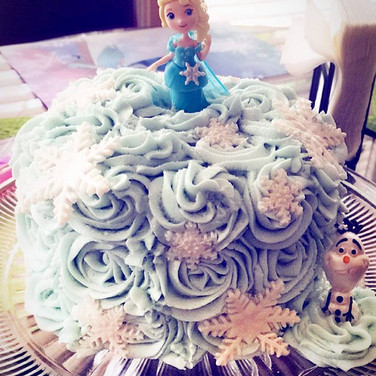 MaKenna's 3rd Birthday Cake