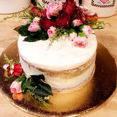 Dee's Birthday Cake
