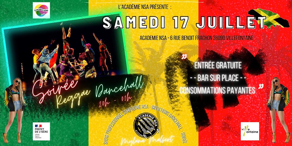 Soirée Reggae-Dancehall