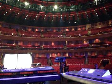 Performing @ Las Vegas caesars palace