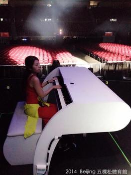 Performing @ China Beijing CADILLAC ARENA