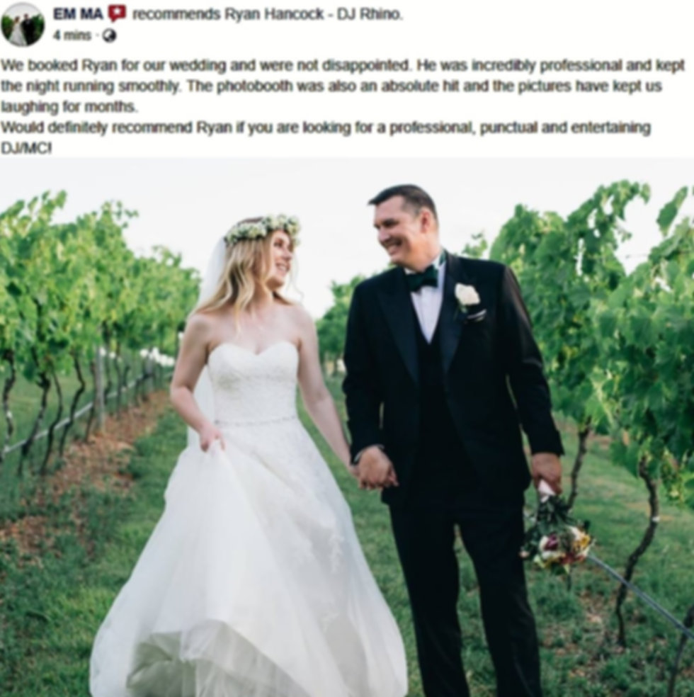 Sirromet Wines Weddings