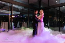 Dancing on a cloud