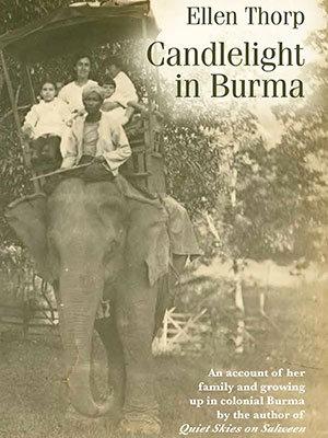 Candlelight in Burma