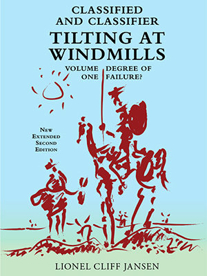 Classified and Classifier: Tilting at Windmills