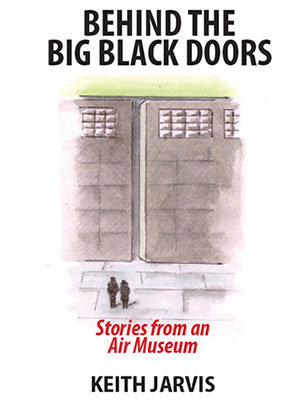 Behind the Big Black Doors
