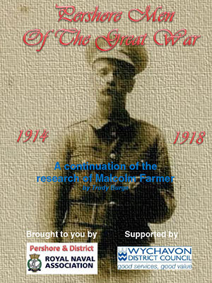 Pershore Men of the Great War