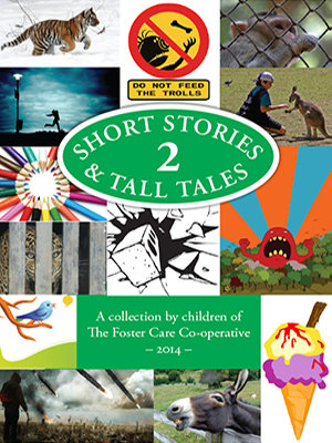 Short Stories and Tall Tales; volume two