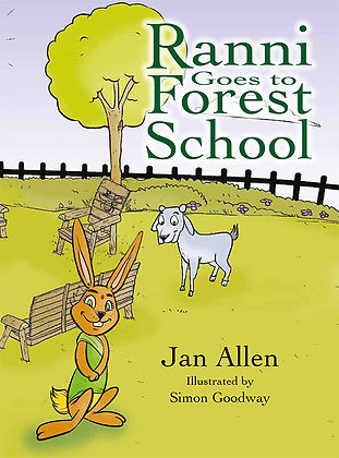 Ranni Goes to Forest School