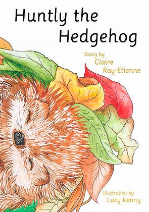 Huntly the Hedgehog
