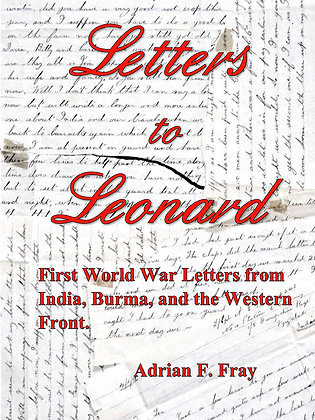 Letters to Leonard
