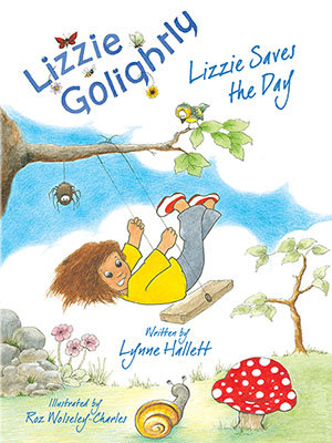 Lizzie Golightly: Lizzie Saves the Day