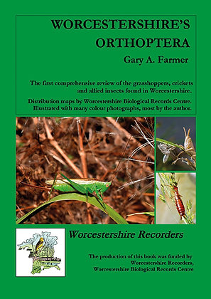 Worcestershire's Orthoptera
