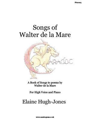 Songs of Walter de la Mare - High