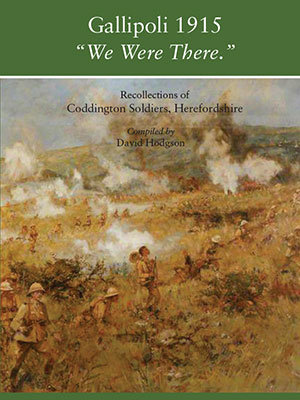 Gallipoli 1915: 'We Were There'