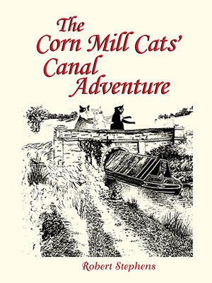 The Corn Mill Cats' Canal Adventure