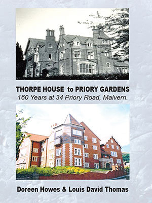 Thorpe House to Priory Gardens