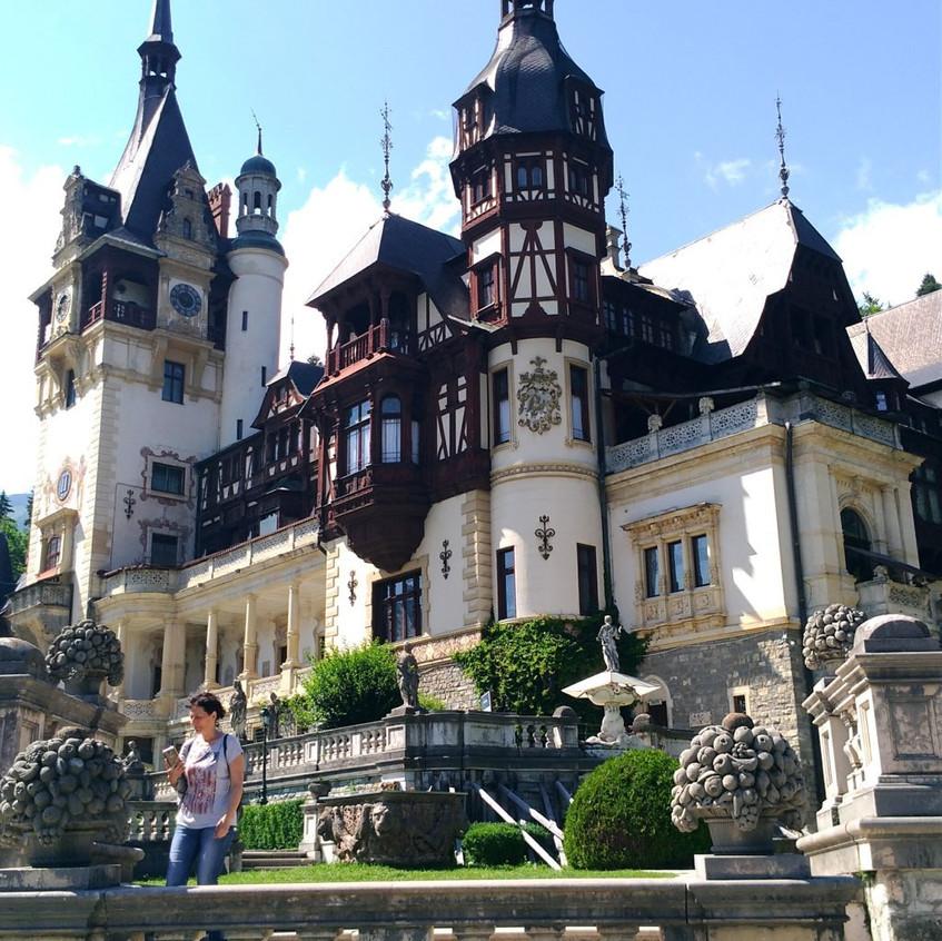 Castello Peles, Sinaia Romania