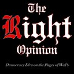 The Right Opinion