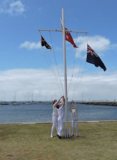 Junior Sailing, kids sport Bunbury, opening day, Koombana Bay