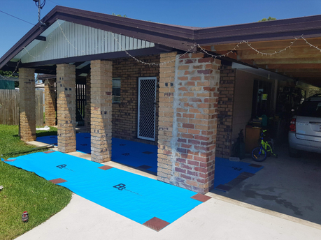 before cement rendering at deception bay.PNG