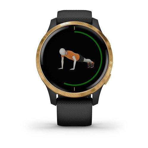 Garmin Venu (Black&Gold)