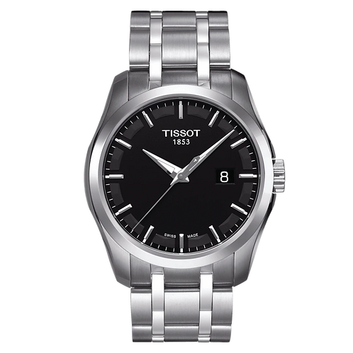 Tissot Couturier (staal)
