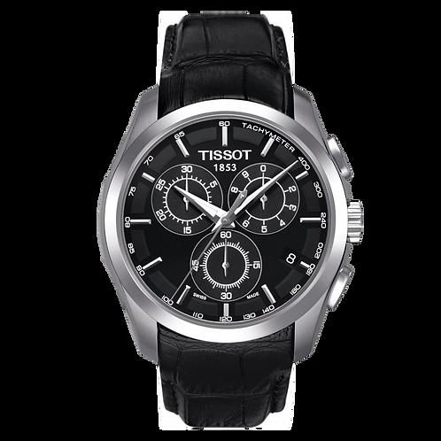 Tissot Couturier Chronograph (leder)