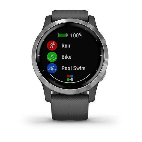 Garmin Vivoactive 4 (Shadow Grey)